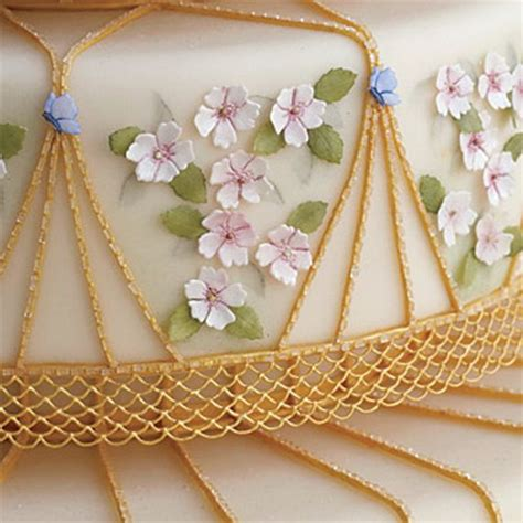 String Work - 17 best images about cake info string work on