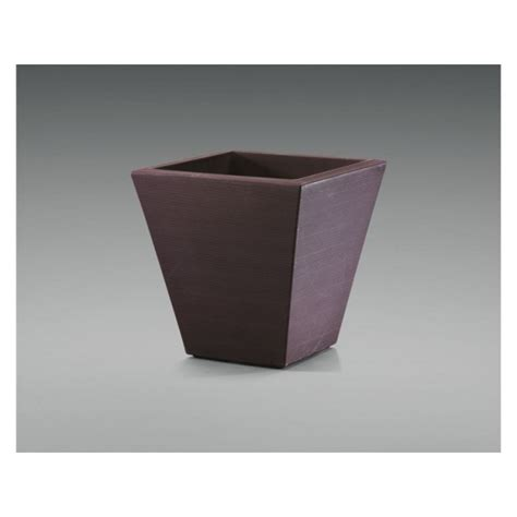 gramercy square planter newpro containers