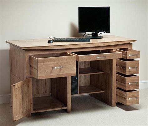 desk with storage 15 types of desks explained with pictures home office