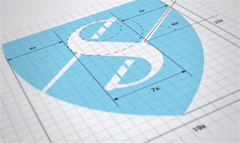 logo layout grid banda 187 редизайн на лого