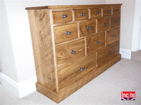 Handcrafted Pine Furniture - merchant s plank pine chest handcrafted incite interiors