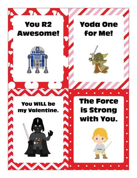 printable star wars valentines cards star wars valentine cards free printable
