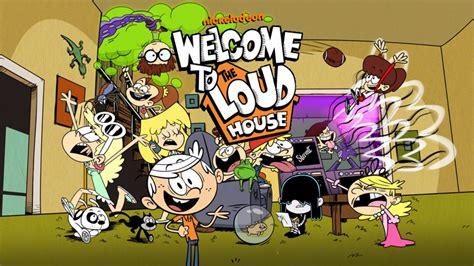 the loud house nickelodeon greenlights 2nd season of the loud house toonbarntoonbarn
