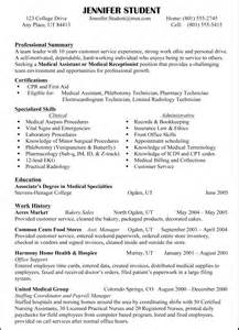 sample of a good resumes