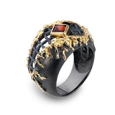 silver wedding special design modern silver ring