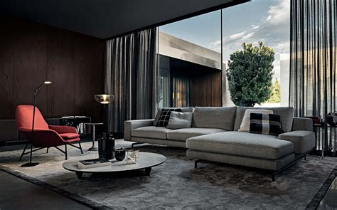 minotti home design products sherman sofa by rodolfo dordoni minotti quickship