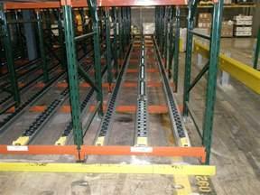 pallet flow rack ak material handling systems
