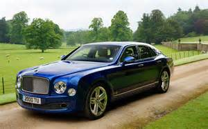 The Bentley Bentley Mulsanne Speed Could 550hp Debut
