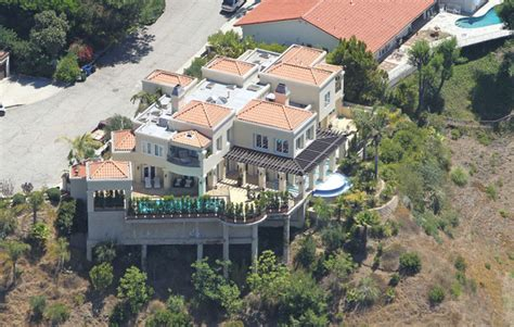 gaga home gaga in gaga home in bel air zimbio