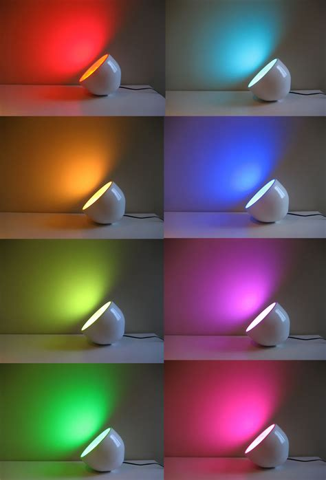 colored lights for room mood bowl