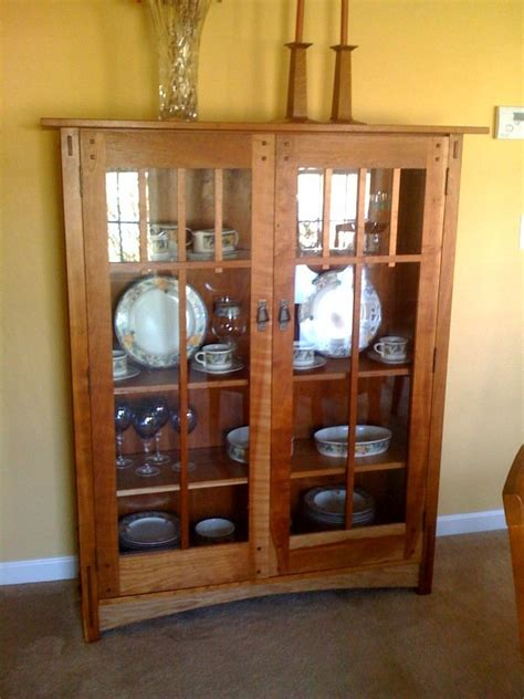 mission style bookcase plans woodwork city