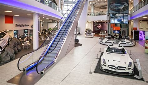 mercedes world terence o rourke planning design environment