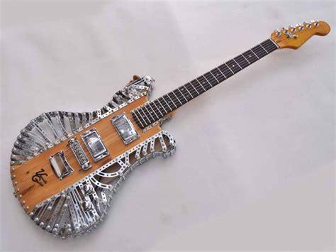 Veranda Guitars Eitech Metallmodell Shining Totale