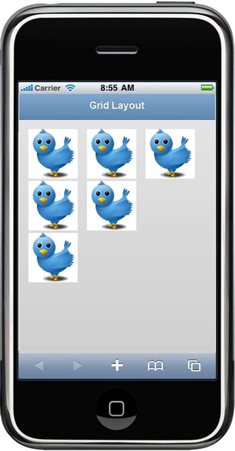 jquery mobile layout design yousef jadallah s blog grid layout in jquery mobile