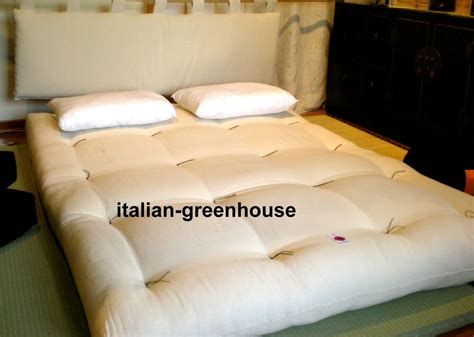 materasso giapponese futon materasso giapponese 160x190 200 varie misure nuovo