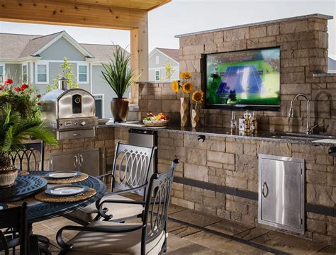 rustic outdoor kitchen ideas outdoor kitchen ideas that will make you drool