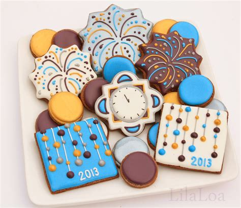 new year biscuits photos new year s cookies lilaloa new year s cookies