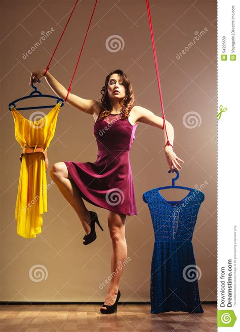 101 Sighs Of A Shopaholic by Addicted To Shopping Marionette With Clothes