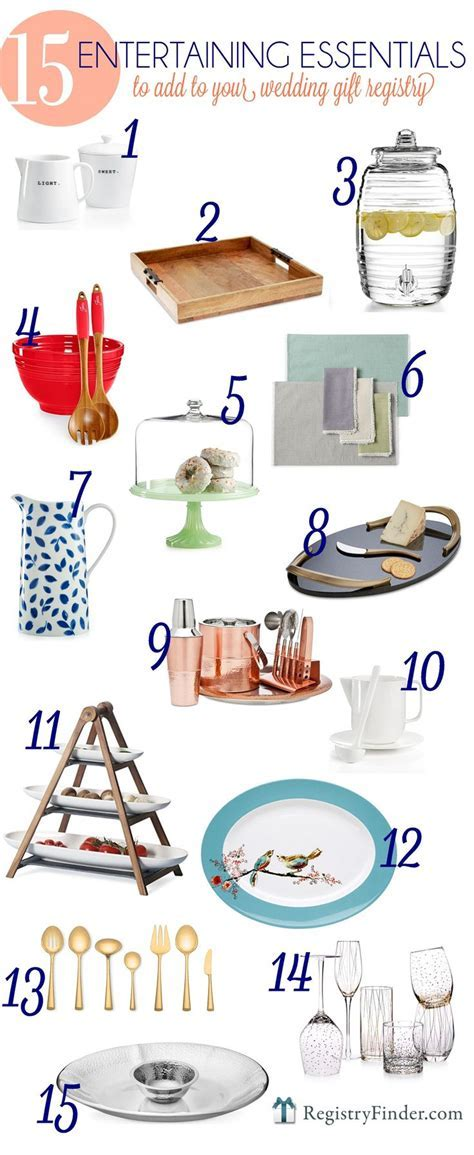Best 25  Gift registry ideas on Pinterest   Wedding gift