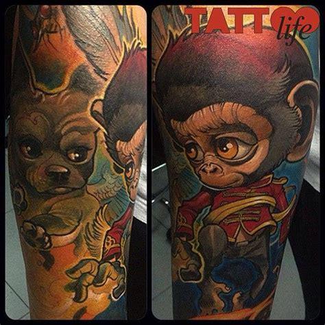 japanese tattoo artist united states logan barracuda tattoo studio spain