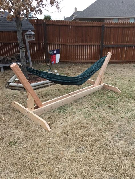 Stand Alone Hammock Chair Best 25 Hammock Stand Ideas On Diy Hammock