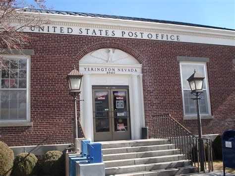 Nevada Post Office by United States Post Office Yerington Nevada Wikiwand