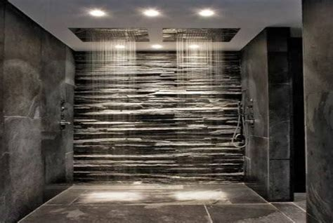 cave shower 10 luxury shower designs for modern bathrooms