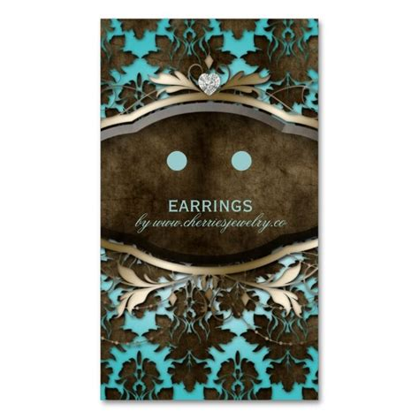 earring display card template 1565 best images about earring display card templates on
