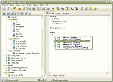 best sqlite gui user interface windows gui tool for sqlite3 stack