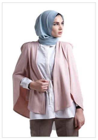 Baju Ibu Resmi contoh model baju muslim resmi untuk wanita model terkini