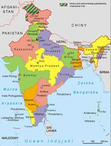 India On The Map by A Fast That Changed The Map Of India Guruprasad S Portal