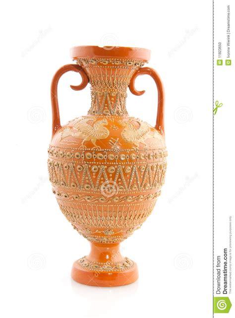 antico vaso greco vaso greco antico fotografia stock immagine 11823650