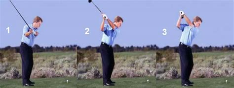 david toms golf swing my daily swing the modern total body golf swing backswing