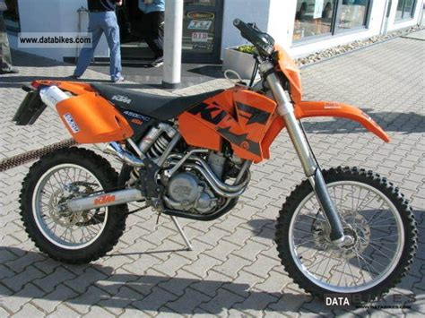2003 Ktm 450exc 2003 Ktm 450 Exc Racing
