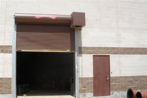 Rolling Overhead Door with Rolling Steel Doors 610