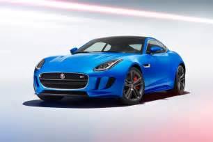 Jaguar Baby Blue Want A More Distinctive Jaguar F Type Try The New 2016