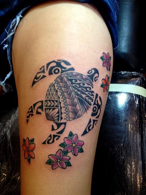 hawaii tribal tattoo 20 turtle tattoos and turtle meanings tribal