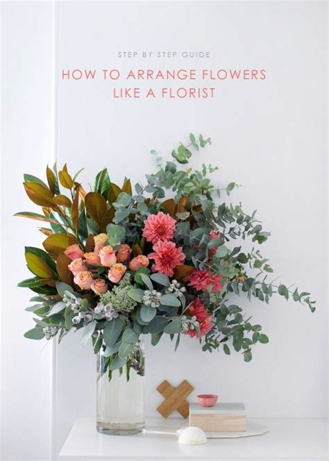 how to make floral arrangements step by step best 25 church flower arrangements ideas on