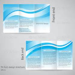 brochure trifold template best photos of tri fold brochure design tri fold