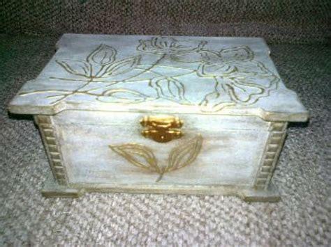 materiales para decorar cajas de madera c 243 mo decorar cajas de madera manualidades