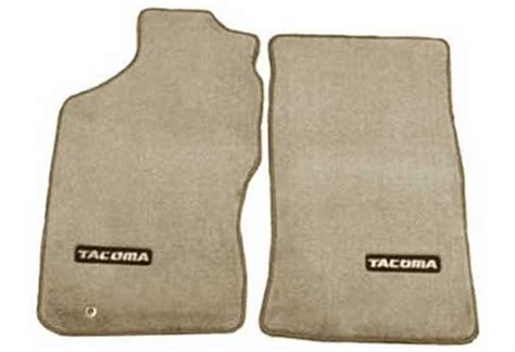 2004 Toyota Tacoma Floor Mats by New 1996 2004 Toyota Tacoma Carpeted Floor Mats From