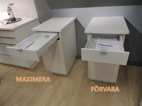 Design Your Kitchen Ikea by The Difference Between Ikea S Two Different Kitchen Drawer