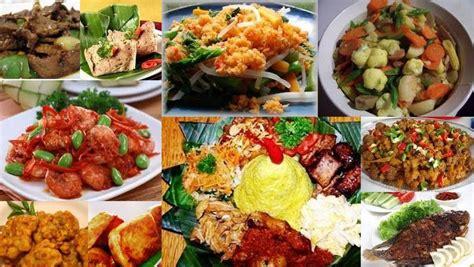 layout dapur katering menu masakan katering indonesia ask home design