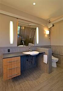 Handicap Accessible Bathroom Vanities Maher Residence Wheelchair Accessible Houseuniversal