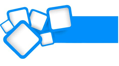 design is square blue square vector design concept model pinterest