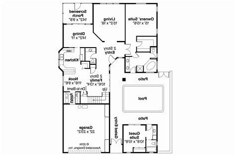 Mediterranean Home Floor Plans by Mediterranean House Floor Plans House Floor Ideas