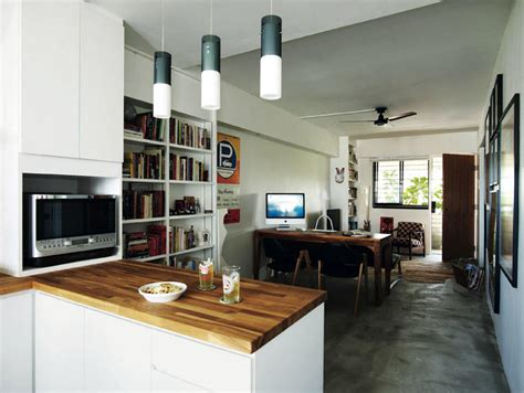 hdb home decor design house tour a truly uniquely singaporean three room hdb