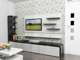desain baground rak tv minimalis gambar rumah idaman