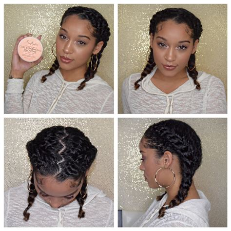 protectivestyles naturallyrachel flat twists by lay