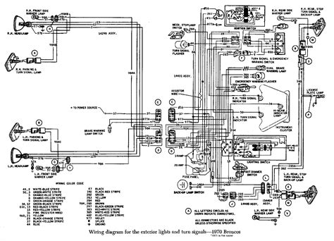 early electrical wiring carolina broncos forums tech articles